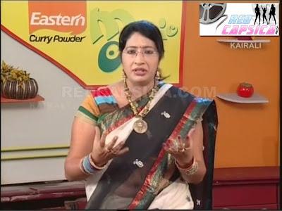 Lakshmi Nair Navel Show