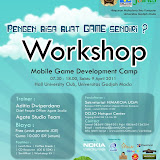 Workshop Mobile Game Development Camp
