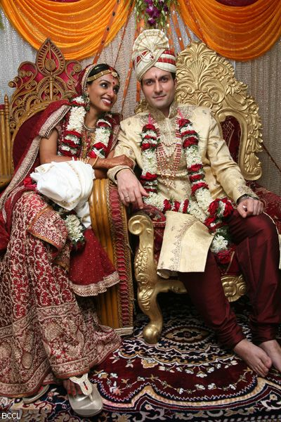 Resshmi Ghosh tied the knot with TV actor Siddharth Vasudev.