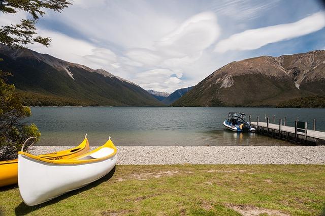 new zealand Nelson Lakes