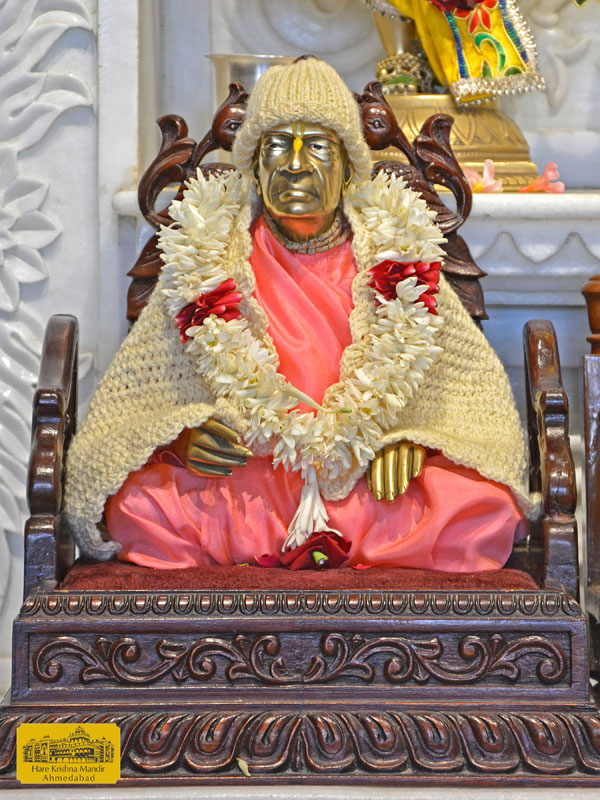 ISKCON Hare Krishna mandir Ahmedabad  05 Jan 2017 (10)