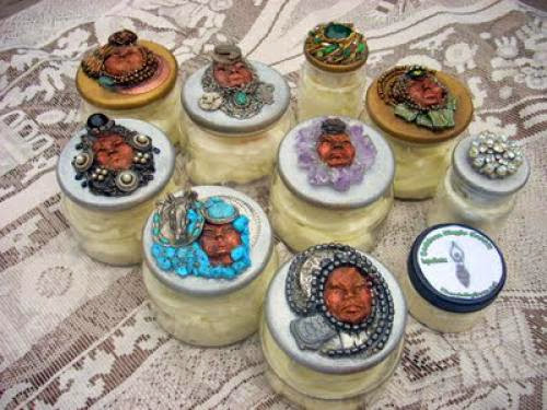 Creating Goddess Magic Creams