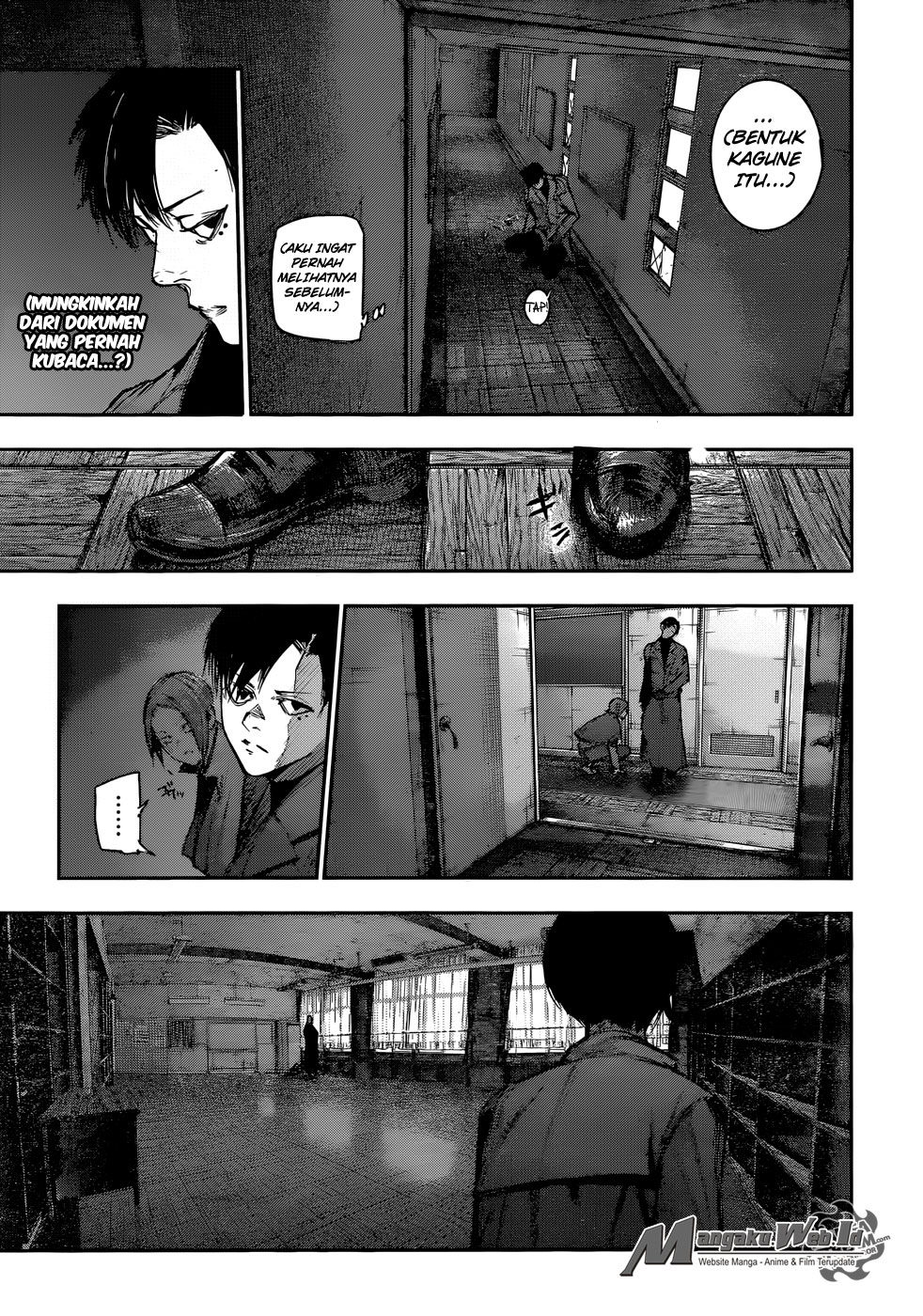 Tokyo Ghoul: Re Chapter 106-19