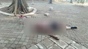 Terjadi ledakan di Monas Jakarta pagi tadi. TNI putus tangannya!