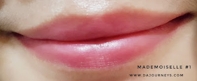 [Review] Martinez Professional Lip Palette Mademoiselle