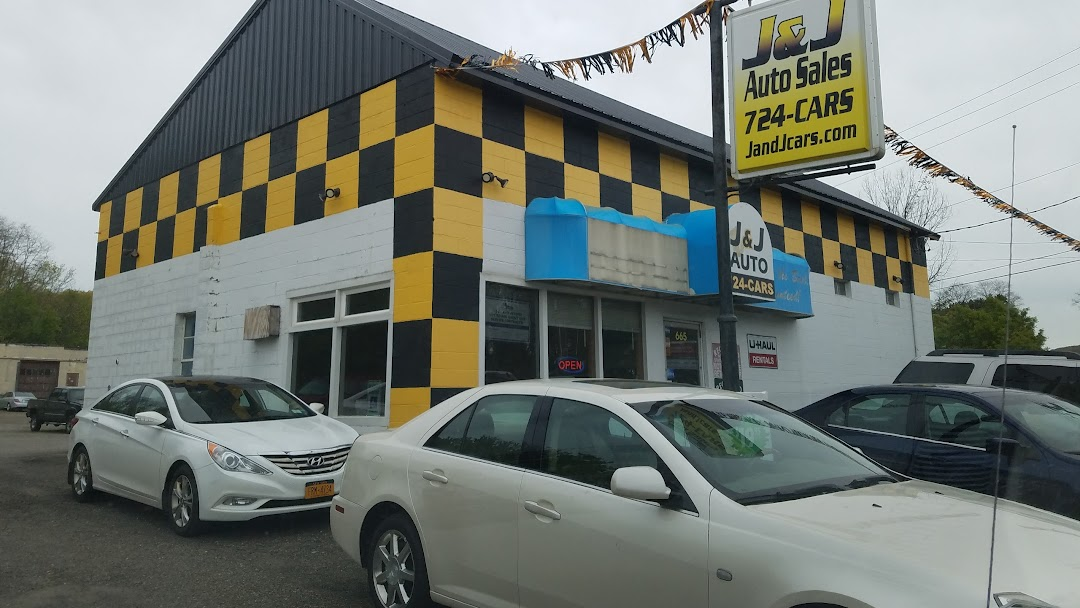 J And J Auto Sales >> J J Auto Sales Used Car Dealer In Binghamton
