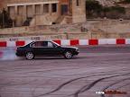 BMW E34 5 series drifting