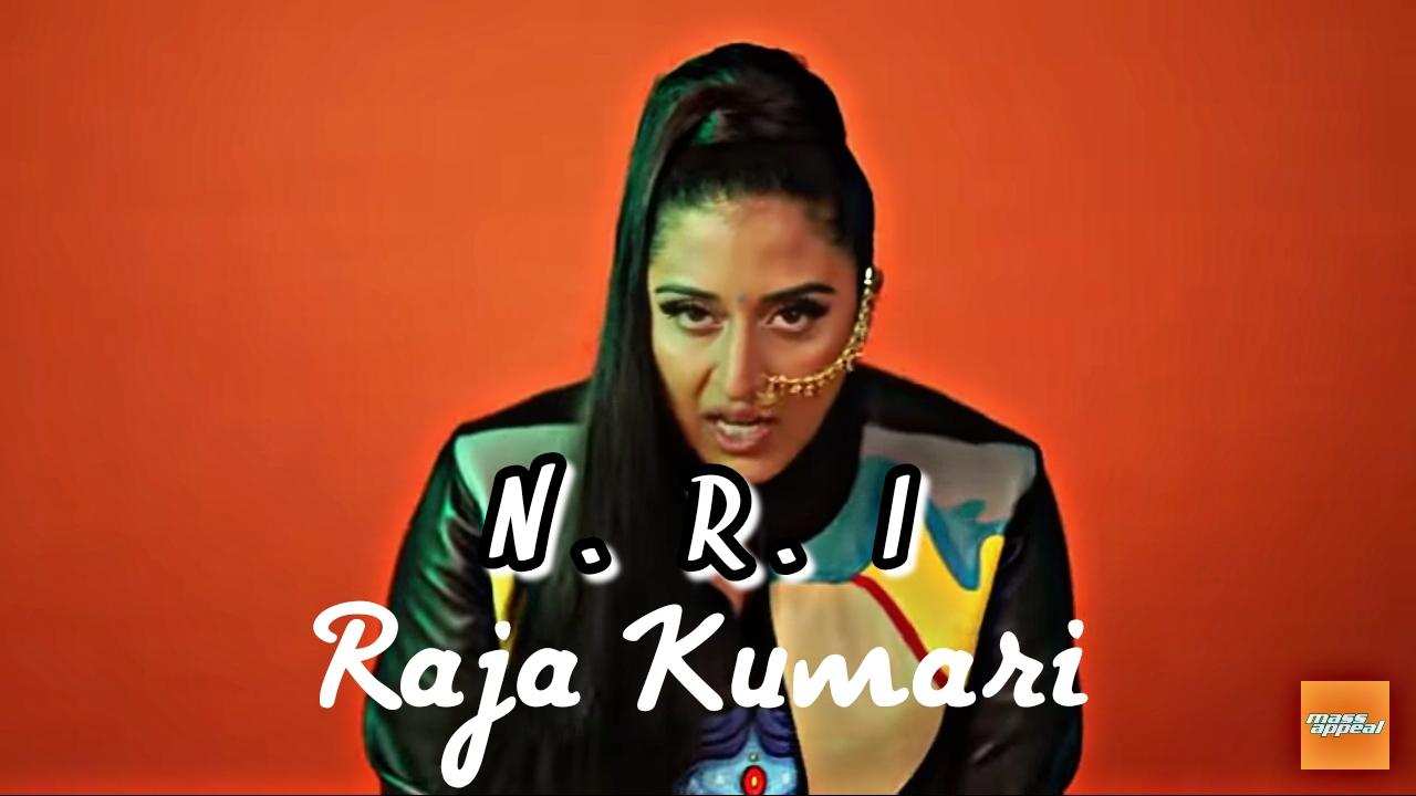 N.R.I. Lyrics - Raja kumari || New Rap Song 2020 || Songlyric71 ||