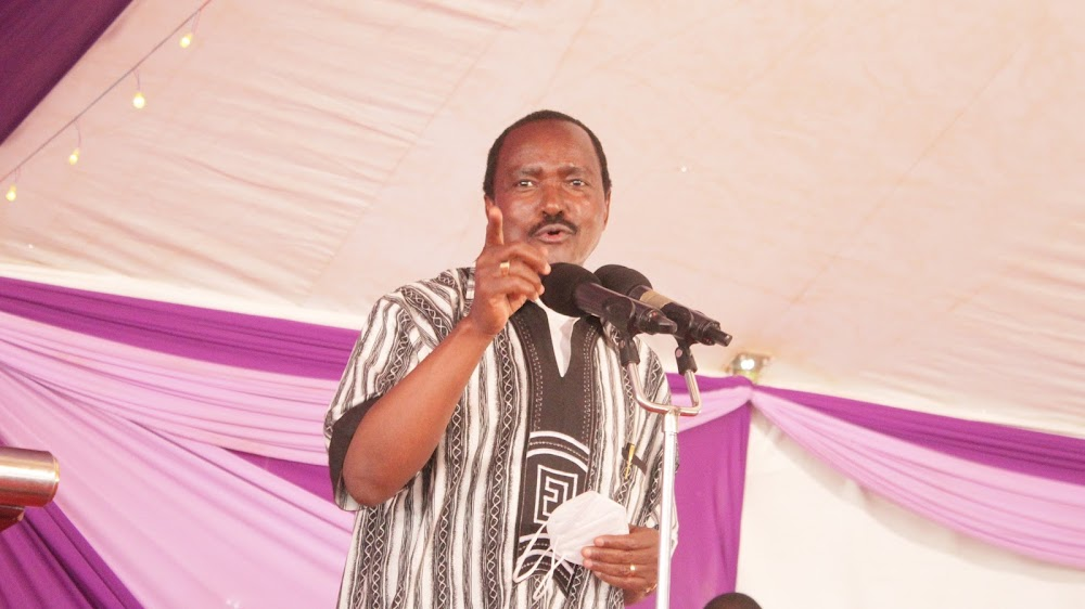 We want to see more governors jailed over graft - Kalonzo