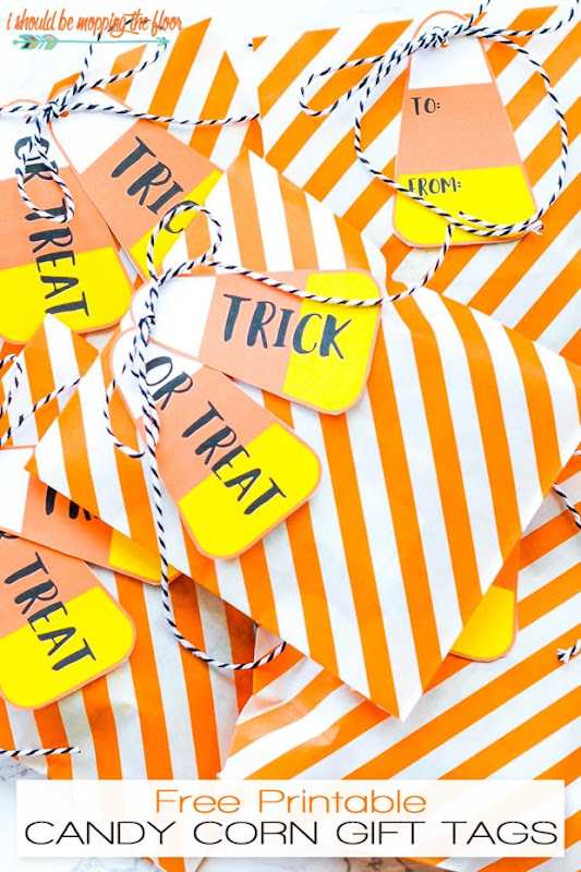 printable candy corn tags