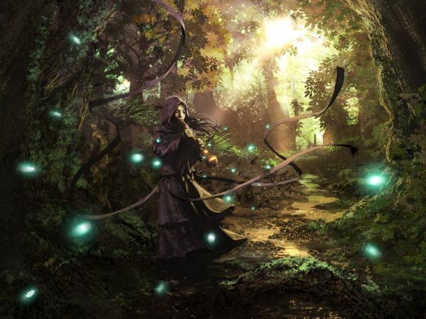 The Magic Spell Of A Sorcerer, Fairies 2