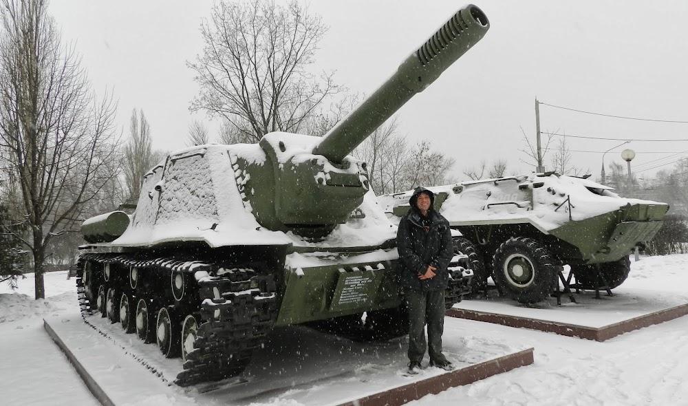 Stalin tanks!!!