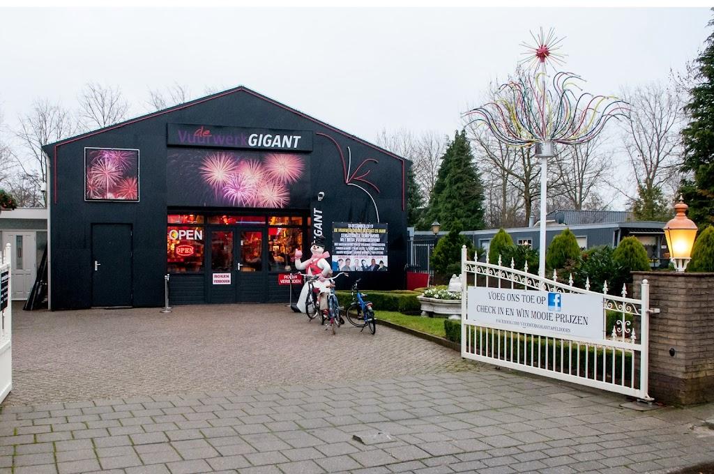 Vuurwerkgigant Apeldoorn (Gelderland) - 01