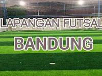 Daftar Alamat Lapangan Futsal di Bandung Lengkap dengan Nomor Teleponnya