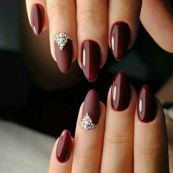 Easy Nail Designs For Long Nails 2018 7