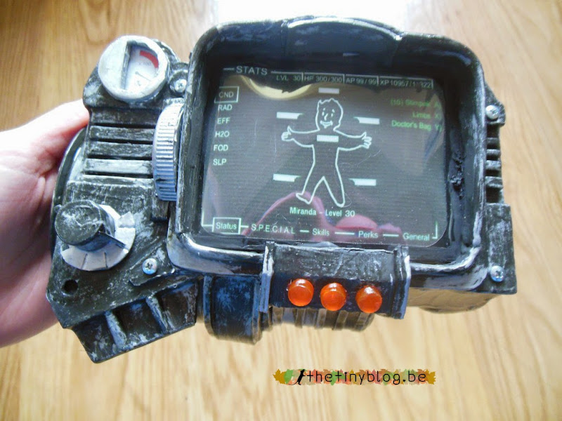 Cosplay Fallout Props Pipboy