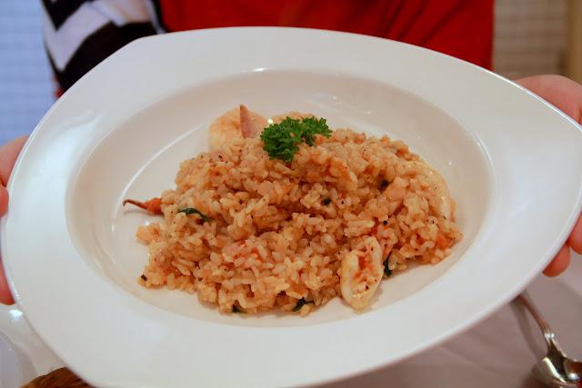 食記.奧瑞岡義式餐廳復北店