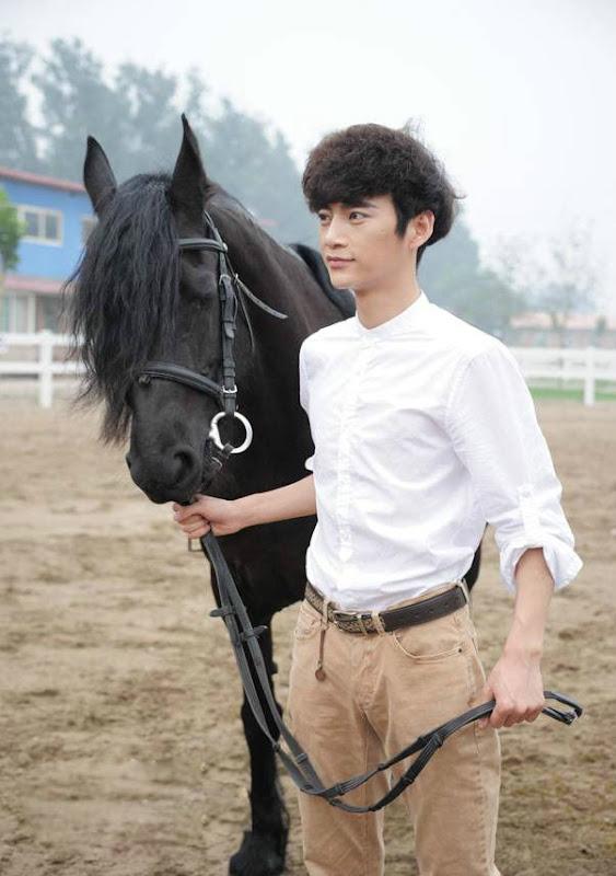 Zhu Xiang Yang  China Actor