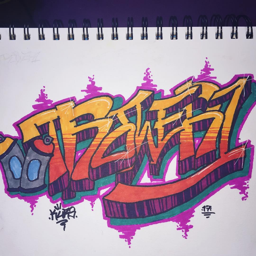 dibujos-lapiz-graffitis740