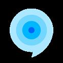 idyoma - language exchange chat icon