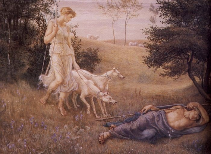 Hymn To Artemis, Gods And Goddesses 4