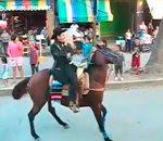 حصان كاره صاحبه