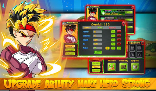 Battle Z : Super Saiyan 1.01 screenshots 11