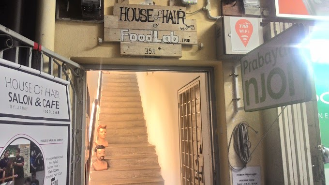 Food Review : FoodLab, Taman Cempaka Ipoh