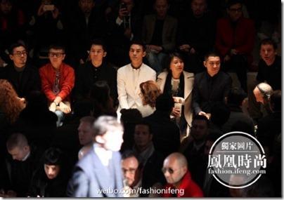 2016.01.16 Wang Kai X Milan Fashion Week AF16 X Ermenegildo Zegna 王凱 2016秋冬男裝週 X 傑尼亞 03