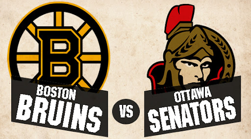 Boston Bruins vs. Ottawa Senators -- NHL preseason