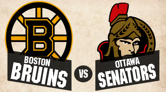 Bruins Senators