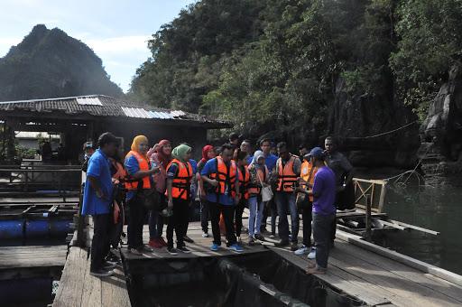 Hari Kedua Team Building Crew E Di Langkawi