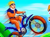 لعبة دراجات ناروتو الهوائية Naruto BMX