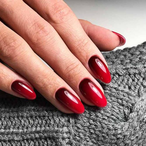 Hottest Red Nails For Woman 2018 4