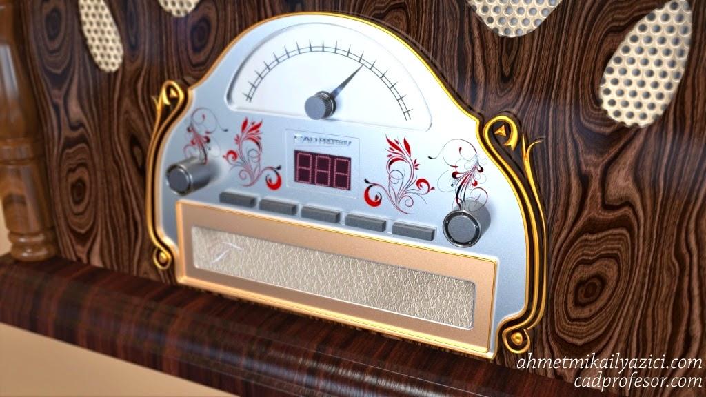gramafon-ahmet-mikail-yazıcı-keyshot-4