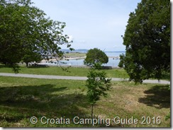 Croatia Camping Guide - Camp Klenovica Gate