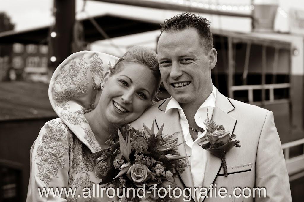 Bruidsreportage (Trouwfotograaf) - Foto van bruidspaar - 190