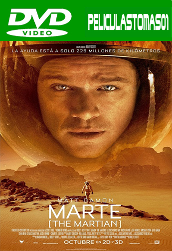 Misión Rescate (The Martian) (2015) DVDRip