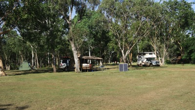 Charnley Camp Site