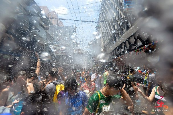 Songkran Splash