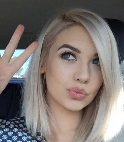 Marvelous Jessica Alba Short Blonde Hair Color Short Hairstyles For Black Women Fulllsitofus
