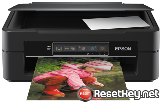 How to reset Epson XP-243 printer
