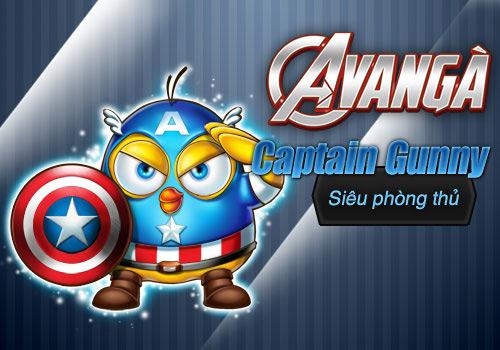 """""""Biệt đội siêu anh hùng"""" đổ bộ vào vương quốc Gunny 3"""