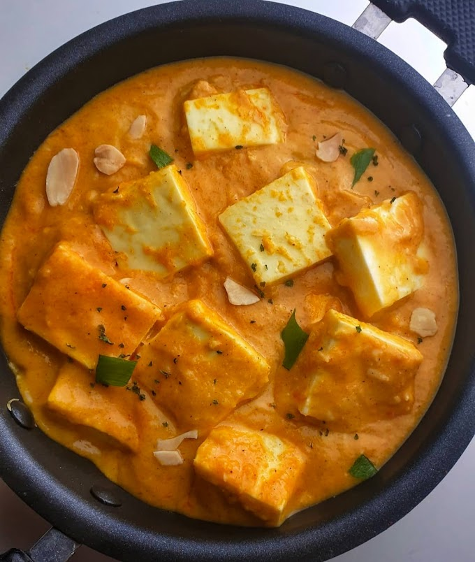 Tofu Korma Curry Recipe | Breakfast Care