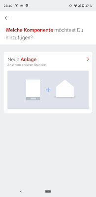 ViCare App Hinuzfügen zweiter Wärmeerzeuger