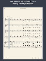 Screenshot of MuseScore Songbook