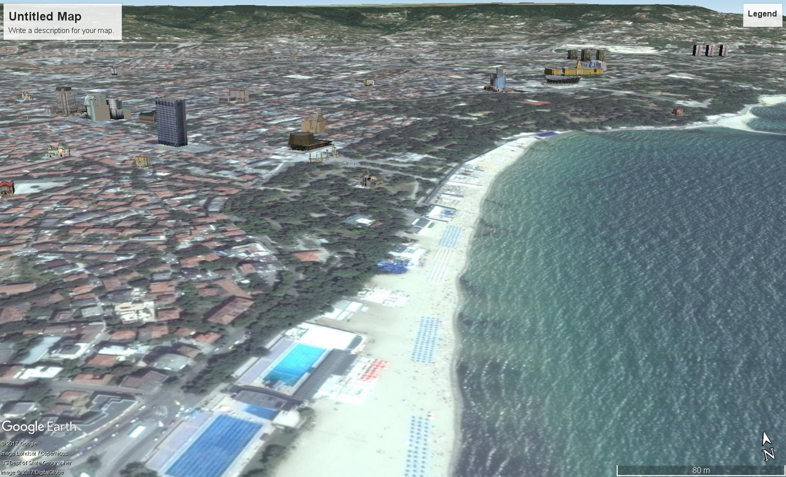 Why Varna Bulgaria Used To Be All 3d Now Only Few Buildings