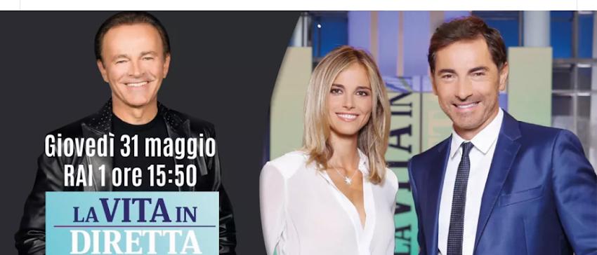 Oggi Alle 15:50 In Diretta Su Rai1 Ci Sarà Dodi Battaglia