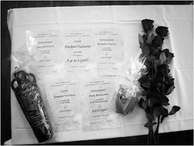 Naše ocenění  - Čestné uznání pro Lenku Šimůnkovou za roli Lindy - Čestné uznání pro Michala Nágra za roli Harryho - Čestné uznání pro Pavla Mainzera za roli Toma - Cena pro Kamila Voráčka za roli Dicka - Cena za režii inscenace A je to v pytli! pro Pavla Palána  a to nejlepší nakonec - doporučení na celonárodní přehlídku Krakonošův divadelní podzim do Vysokého nad Jizerou.  #divadlo #Žlutice