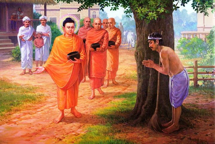 Kinh Sunita-Sutta – Câu chuyện về người nghèo khổ Sunita